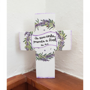 Dekorácie: Kríž