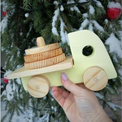 Drevené hračky: Auto - nákladné