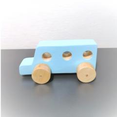 Drevené hračky: Autobus
